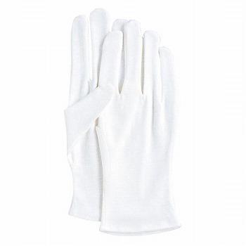 綿スムス手袋画像
