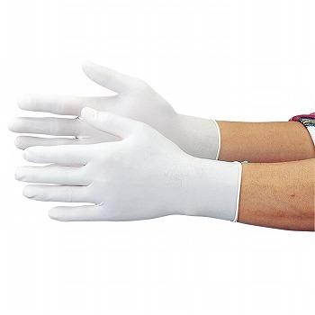 天然ゴム製使いきり手袋画像