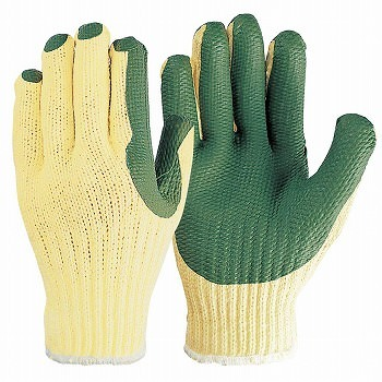 強力ゴム張り手袋