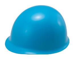 カラーが青色(ブルー)系ヘルメット