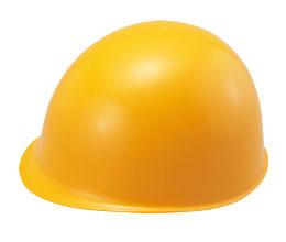 カラーが黄色(イエロー)系ヘルメット