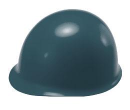 カラーが濃い色(ダーク)系ヘルメット