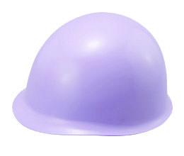 カラーが紫色(バイオレット)系ヘルメット