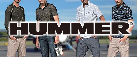 HUMMER ハマー 作業服 作業着 ワークウェア