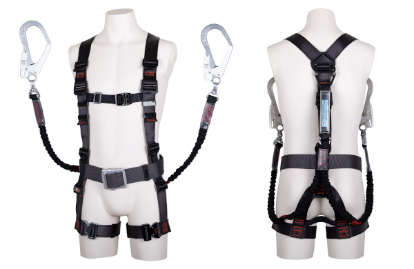 特殊安全帯・親綱類・安全帯付属品